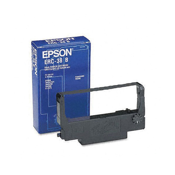 Epson ERC 30/34/38 Ribbon - Black