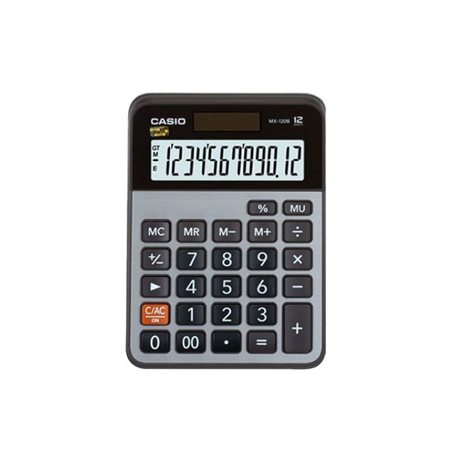Casio MX-120B Calculator