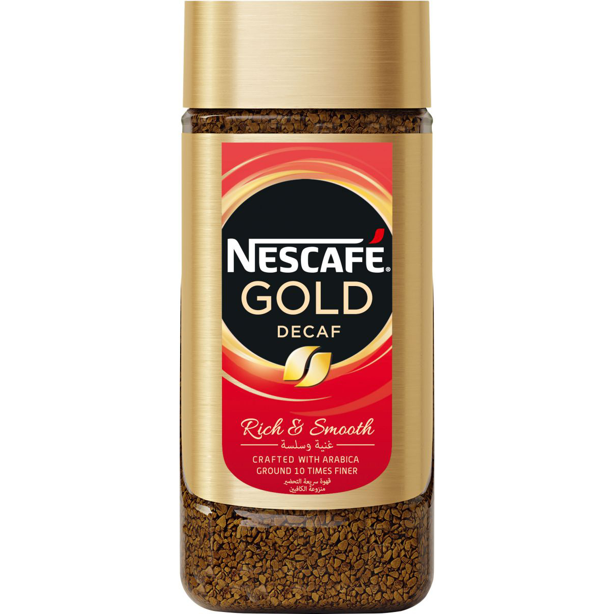 Nescafe Gold Decaffeinated Coffee - 100g (pc)