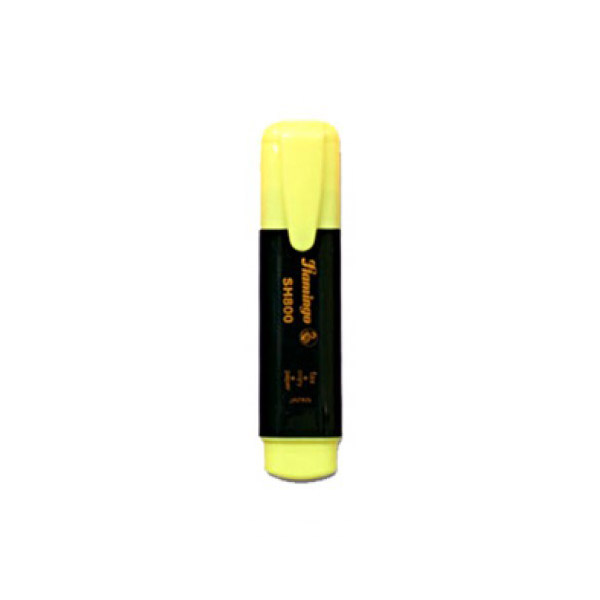Flamingo Highlighter - Yellow (pc)