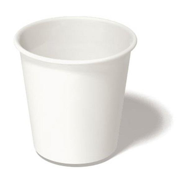 Paper Cup - 4 oz (pkt/50pcs)