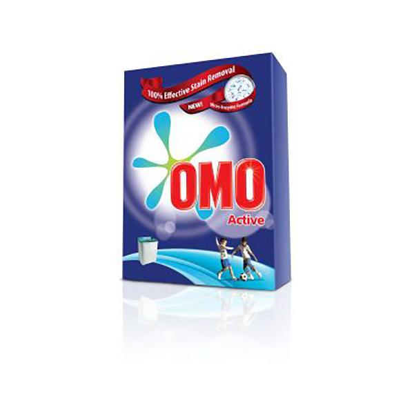 Omo Active Laundry Detergent Powder - 260g (pc)