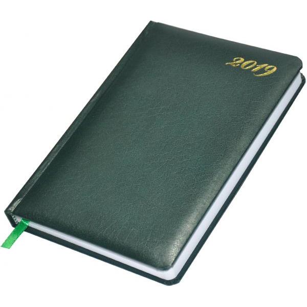 FIS 2019 Diary (English) 23E A5 FSDI23E19GR - Green (pc)