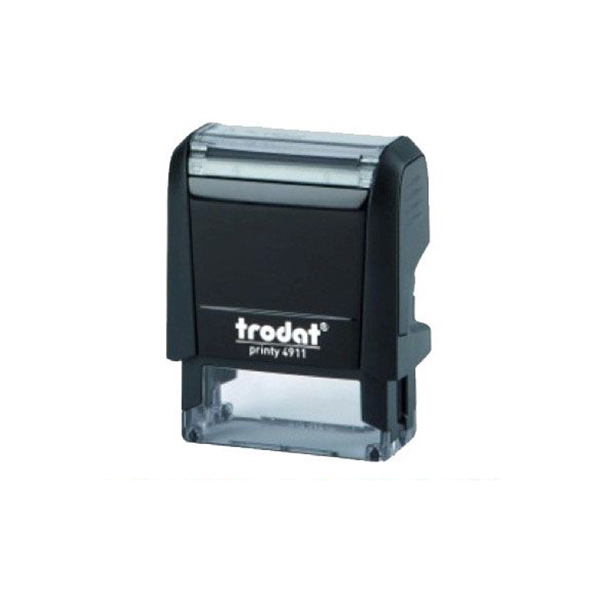 Trodat Printy 4911 Customized Stamp 4 Lines - Green (pc)