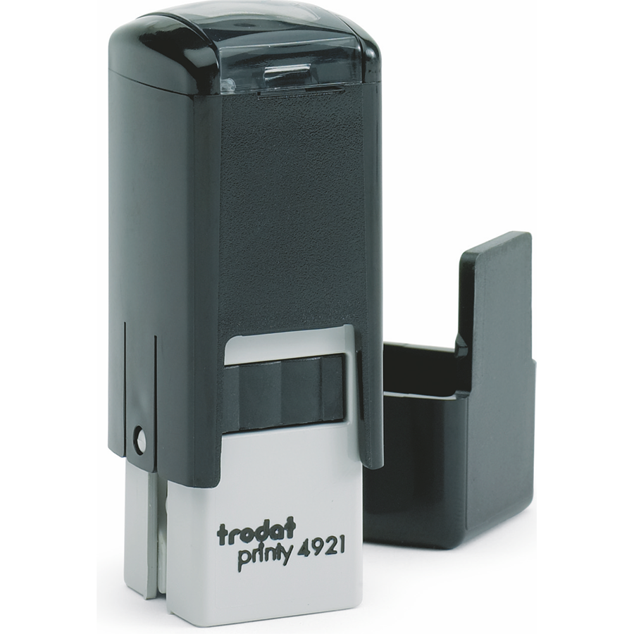 Trodat Printy 4921 Customized Stamp 3 Lines - Black (pc)