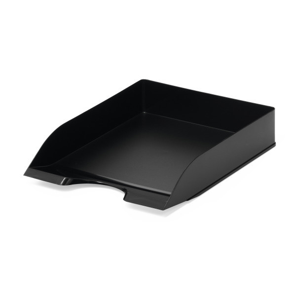 Durable 1701672060 Basic Letter Tray - Black (pc)