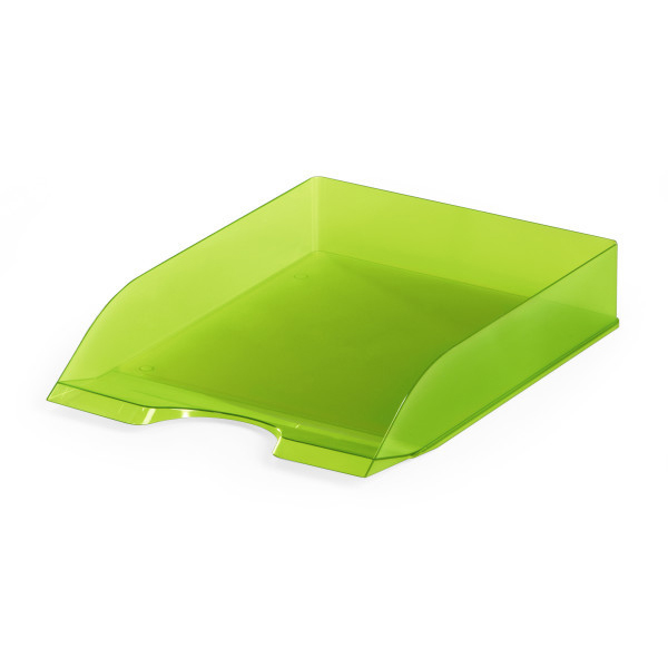 Durable 1701672020 Basic Letter Tray - Green (pc)