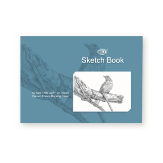 FIS 20-sheets Sketch Book FSSKB20A3014 - A3 (pc)