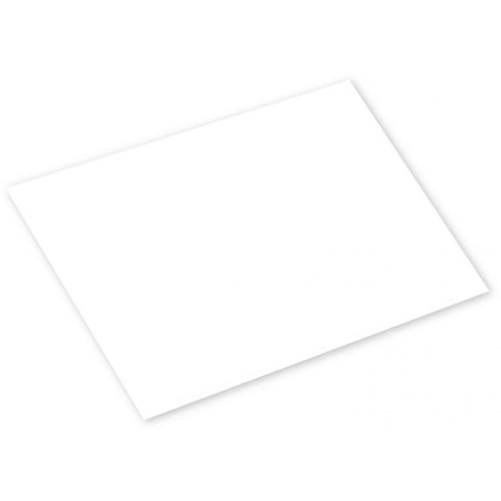 FIS Colored Card A4 FSCH16021297WH - White (pkt/100pcs)