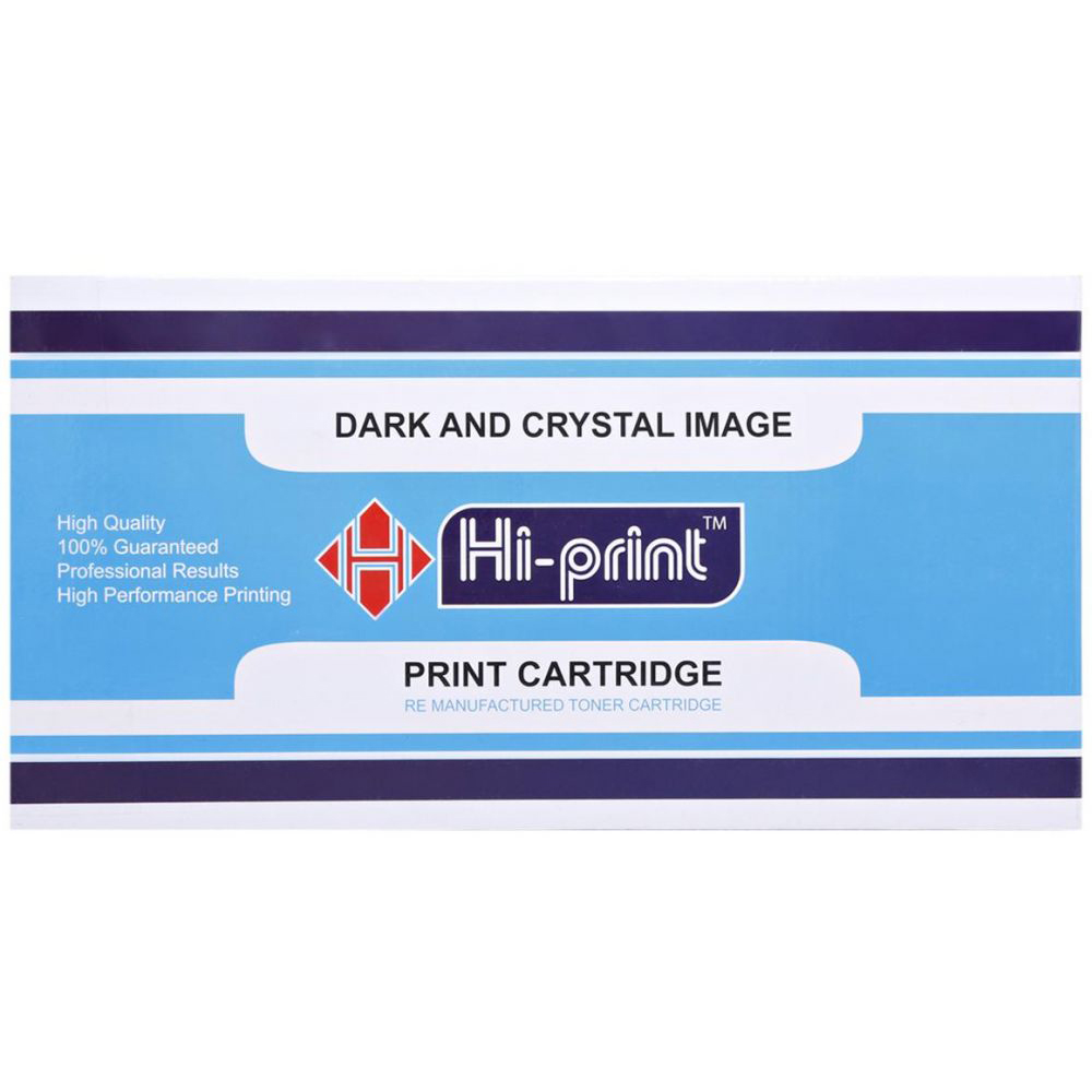 Hi-Print 650A Compatible Toner Cartridge - Black