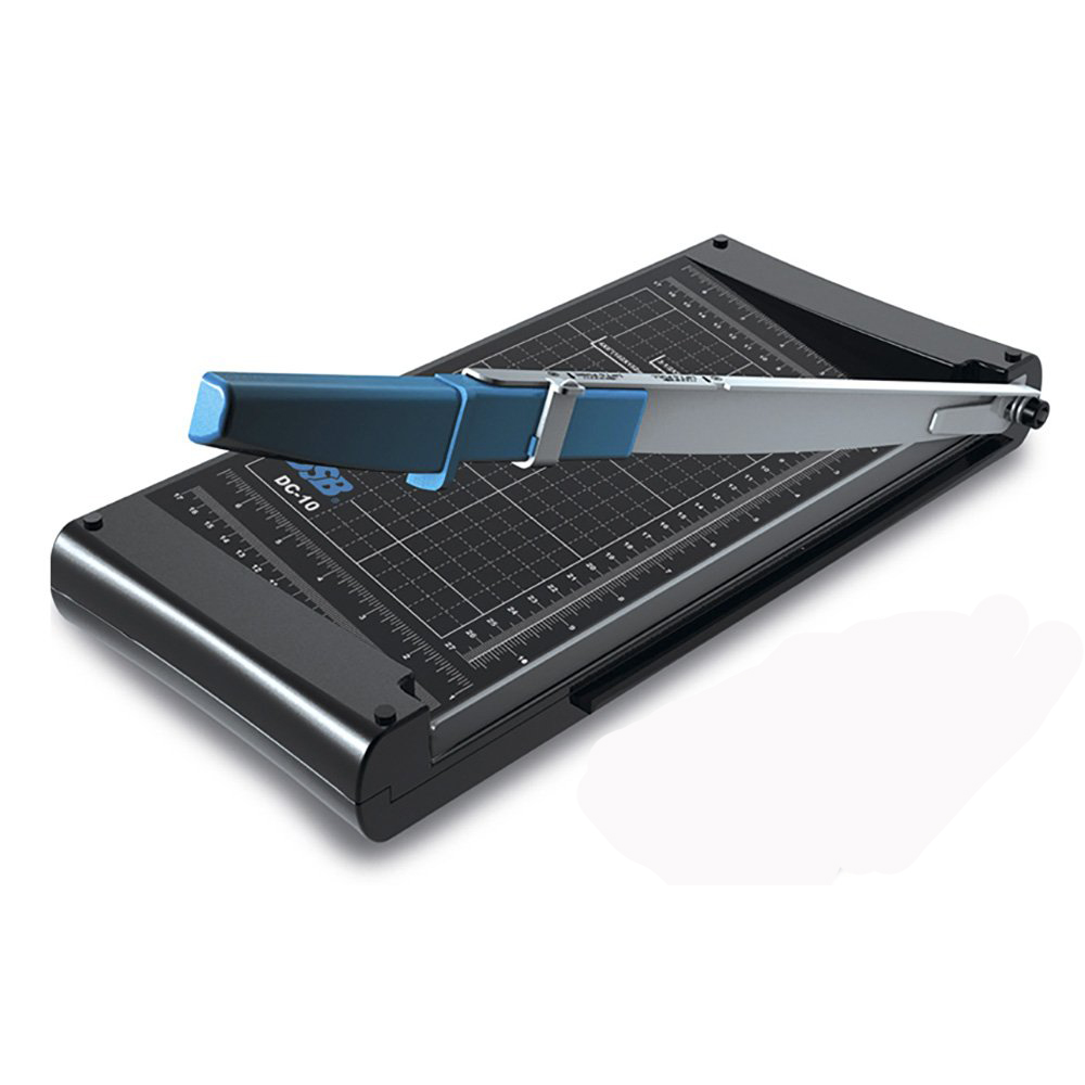 DSB DC-10 Trimmer and Guillotine Paper Cutter