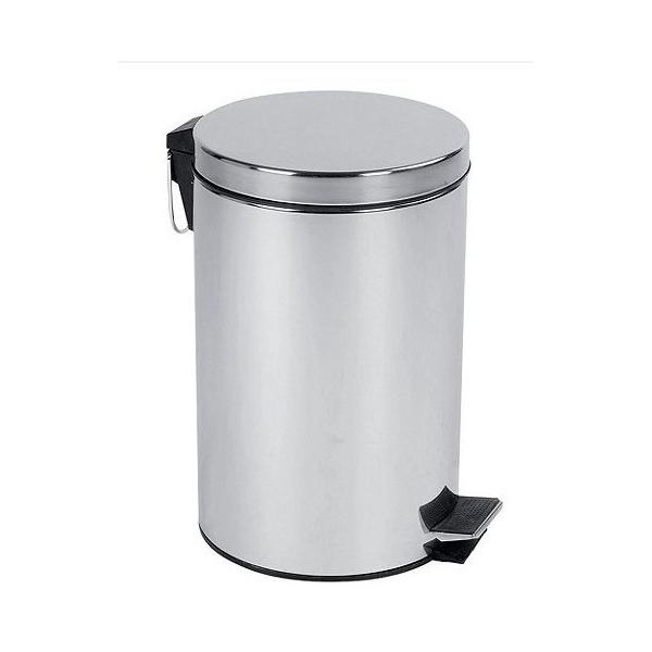 Waste Bin Pedal Round - 5L (pc)