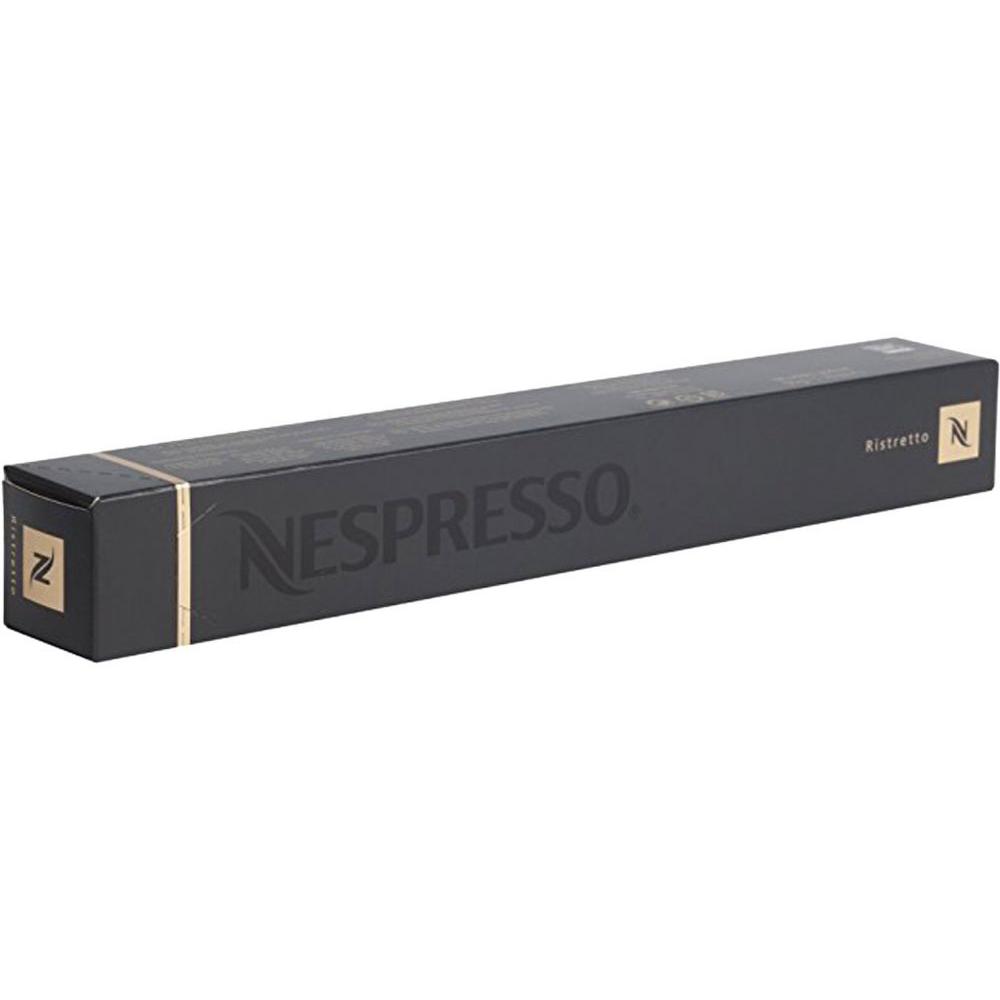 Nespresso Coffee Pods - Ristretto (pkt/10pcs)
