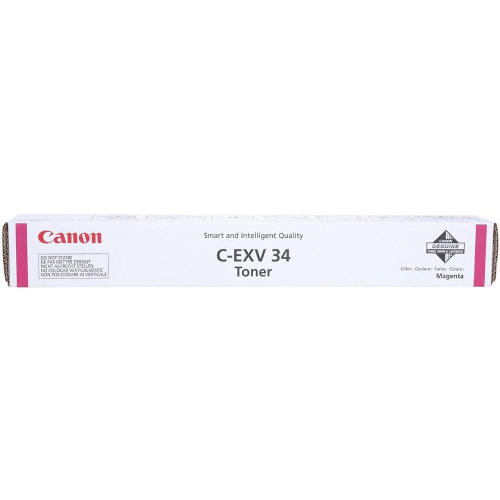 Canon C-EXV 34 Toner Cartridge - Magenta
