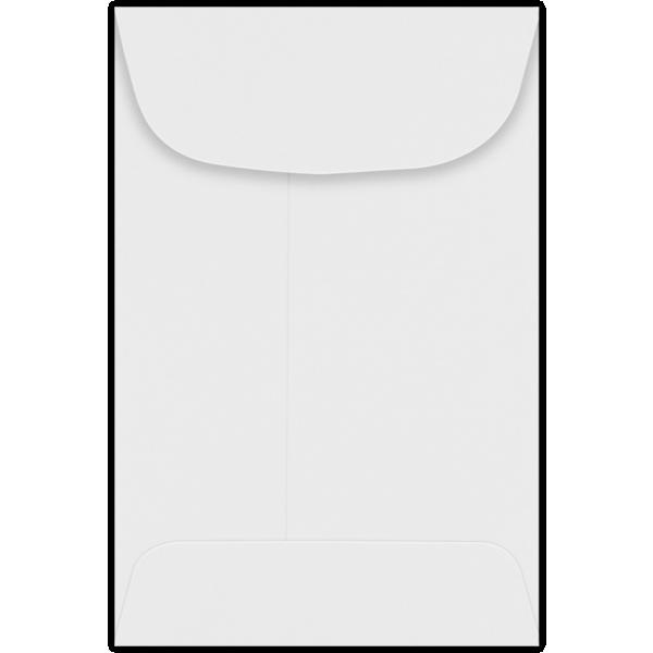 Topstar Envelope 4 x 3in - White (pkt/50pcs)
