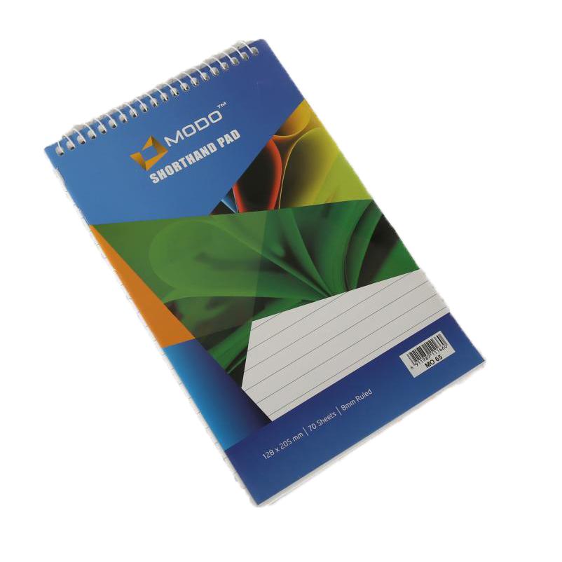Modo MO65 70-sheets Shorthand Pad - 128 x 205mm (pc)