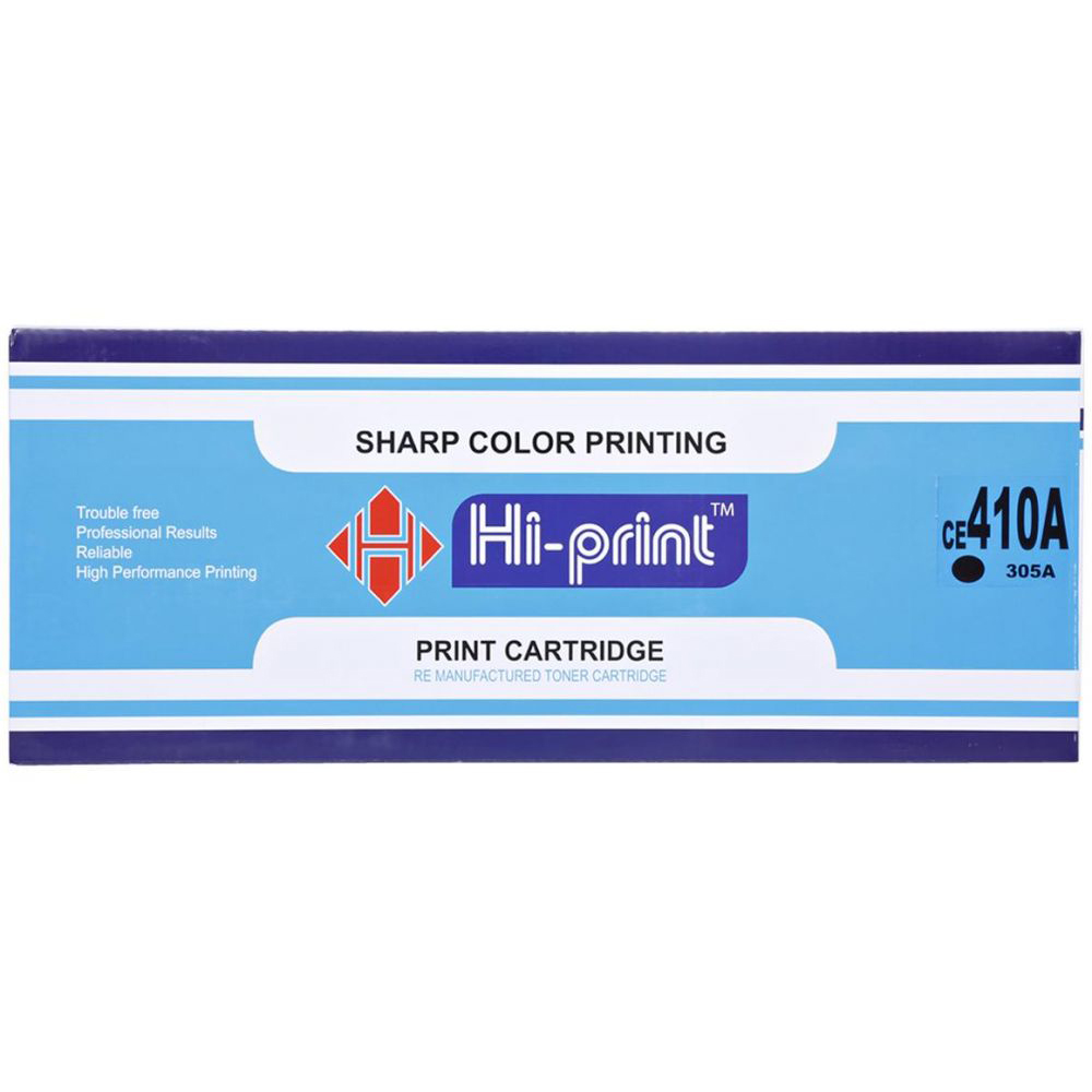 Hi-Print 305A Compatible Toner Cartridge (CE410A) - Black
