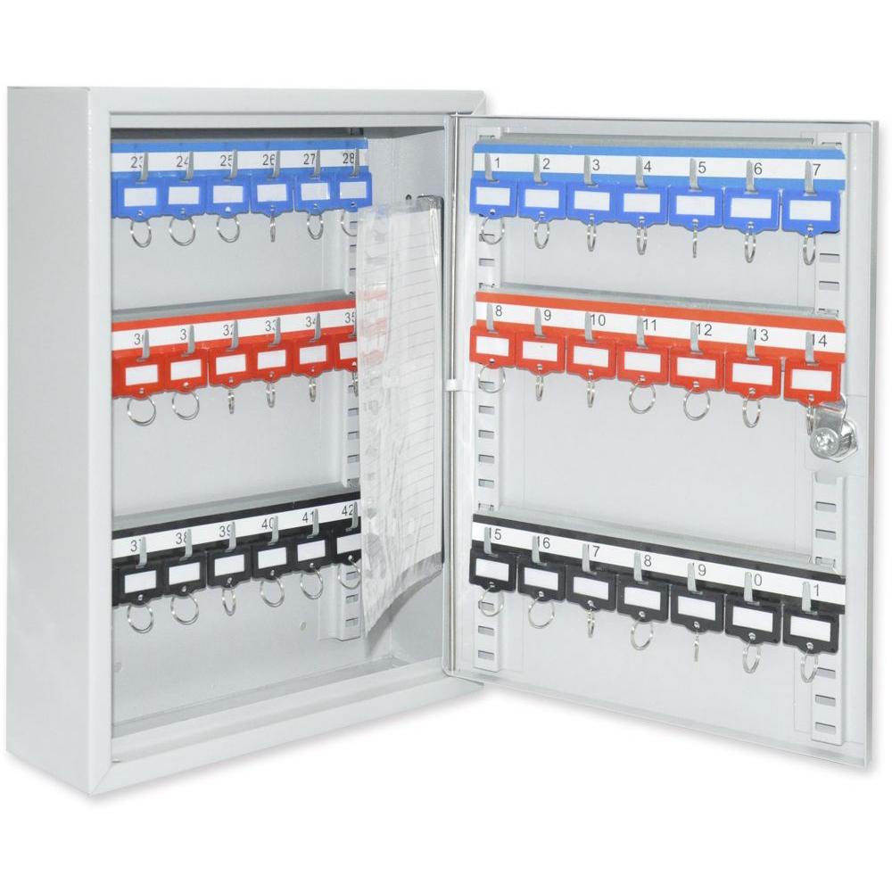 FIS FSKCTS42 Key Box - 42-key Capacity (pc)