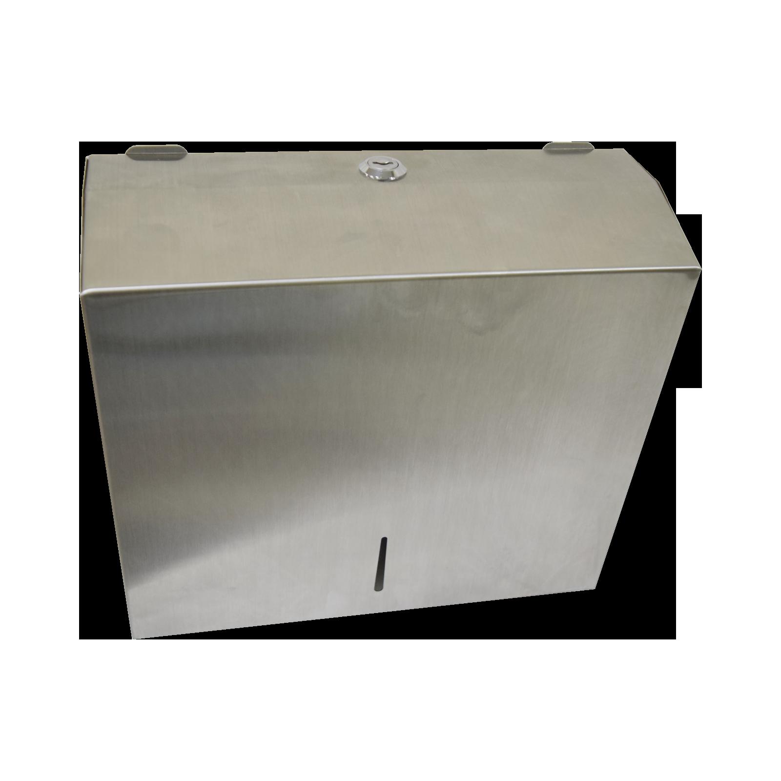 AKC TD07 C-Fold Dispenser Steel - Small (pc)