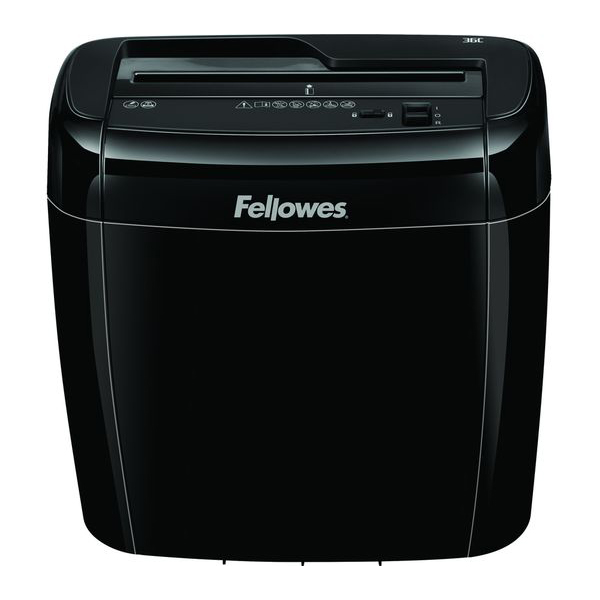 Fellowes Powershred 36C Cross-Cut Shredder