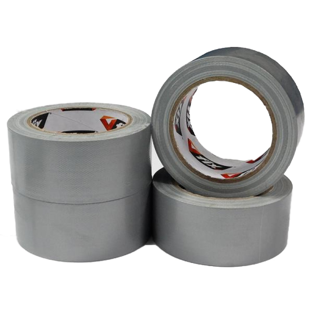 V Fix Cloth Tape 2in x 30yds - Grey (pc)