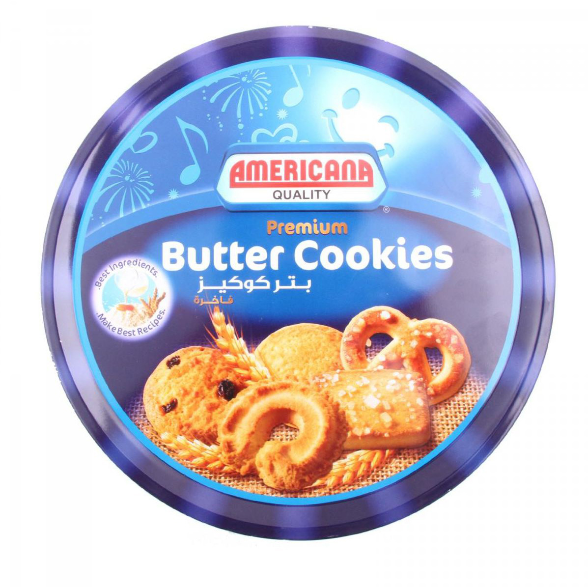 Americana Premium Butter Cookies - 908g (pc)