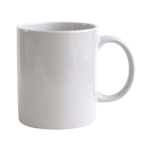 Coffee Mug Sublimation Cup - White (pc)