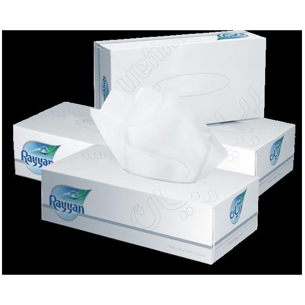 Rayyan Facial Tissue 150 x 2 ply (box/30pc)