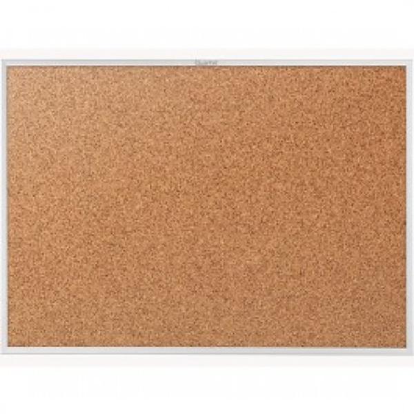 Partner CB1224 Double-Sided Cork Board - 120 x 240cm (pc)