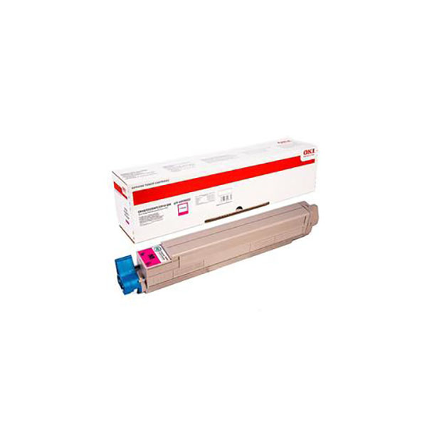 Oki 44036022 Toner Cartridge - Magenta