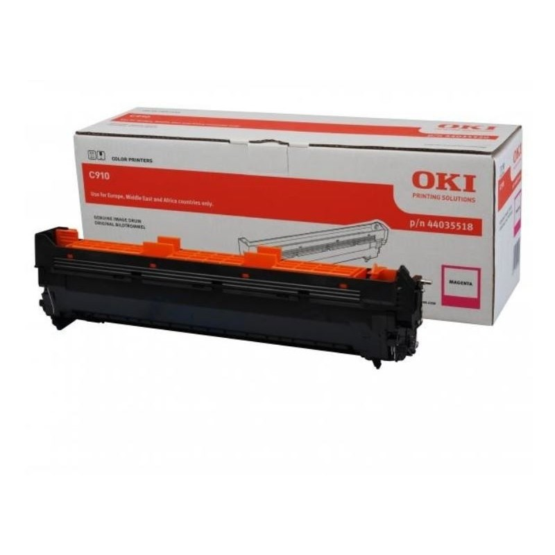 Oki 44035518 Image Drum Unit -  Magenta