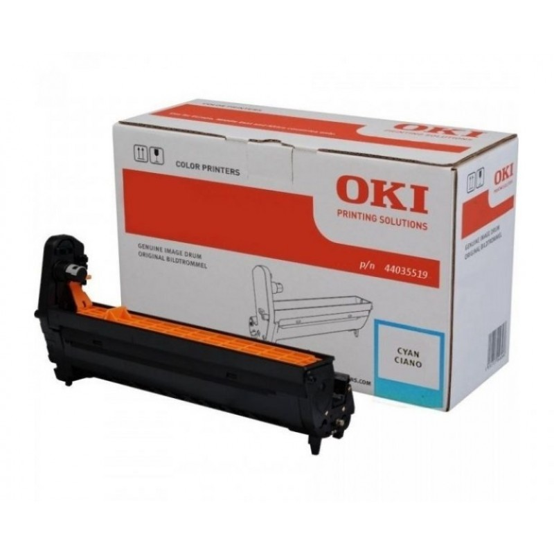 Oki 44035519 Image Drum Unit - Cyan