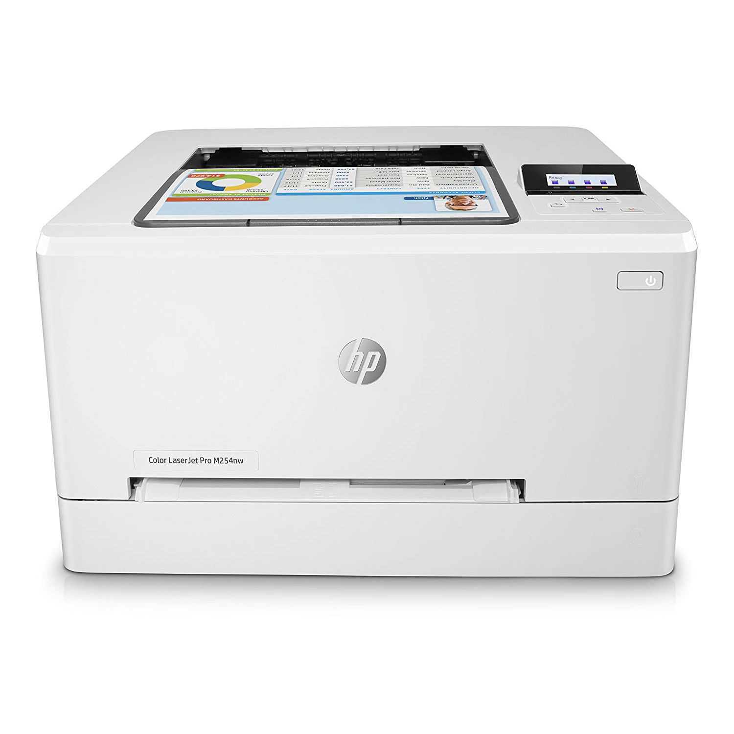 HP Color LaserJet Pro Printer M254nw (T6B59A)