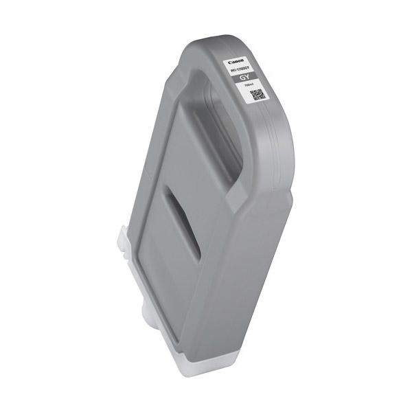 Canon PFI-1700 Pigment Ink Tank 700ml - Grey