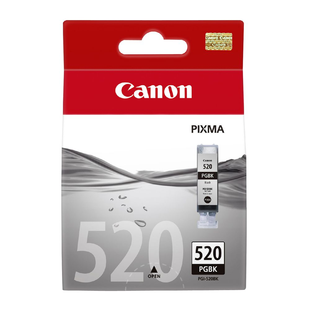 Canon PGI-520 Ink Cartridge - Black