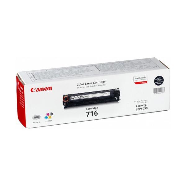 Canon 716 Toner Cartridge - Black