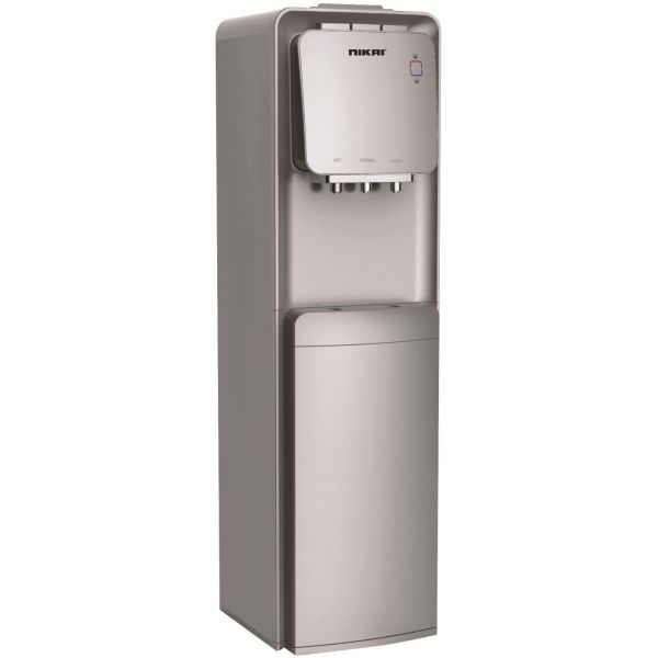 Nikai NWD1300CS Water Dispenser with Cabinet 16L - Silver