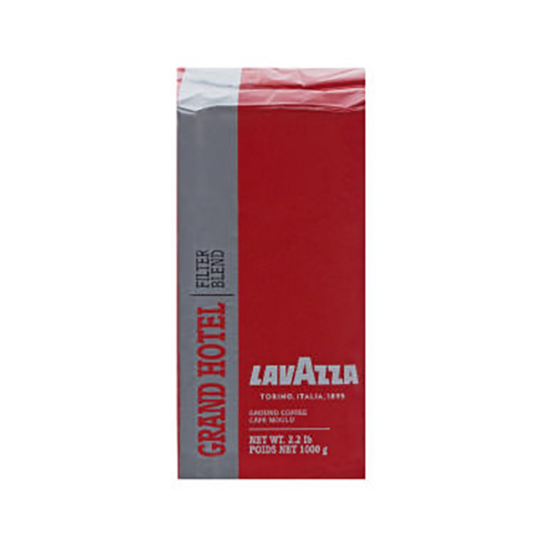 Lavazza Grand Hotel Filter Blend Coffee - 1kg (pc)