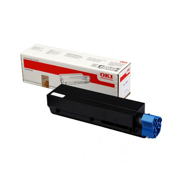 Oki 45807106 High-Capacity Toner Cartridge - Black