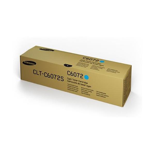Samsung CLT-C6072S Toner Cartridge - Cyan