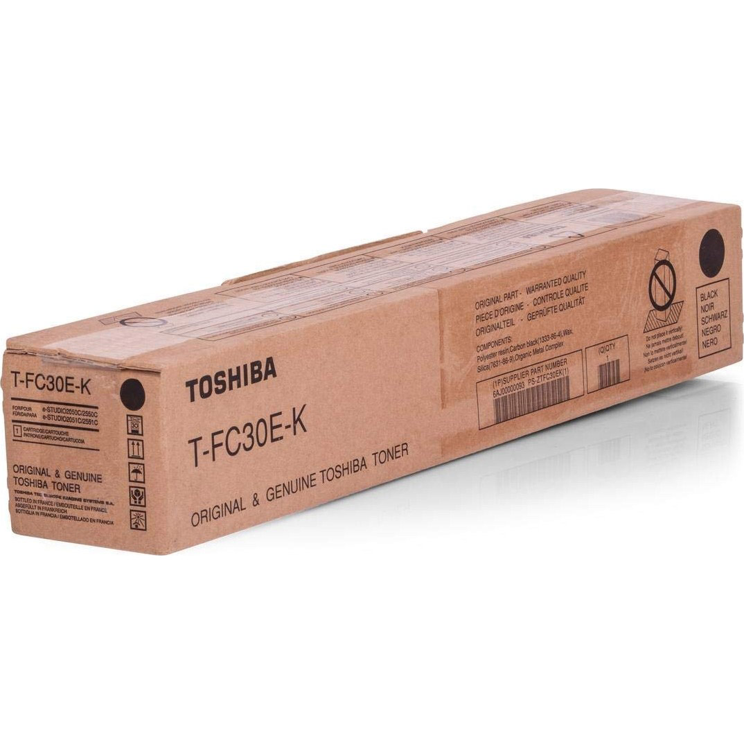 Toshiba T-FC30E-K Toner Cartridge - Black