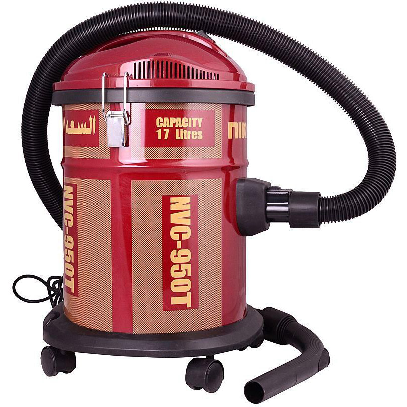 Nikai Convenient Canister Vacuum Cleaner 1600W - NVC950T