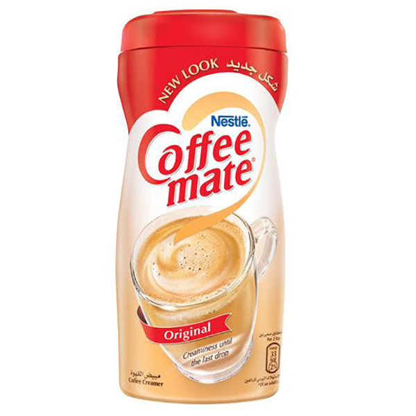 Nestle Coffee Mate Coffee Creamer Jar - 400g (pc)