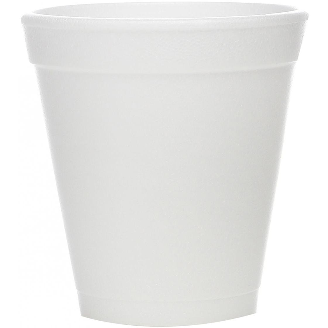 Hotpack FC6 Foam Cup - 6oz (pkt/25pcs)