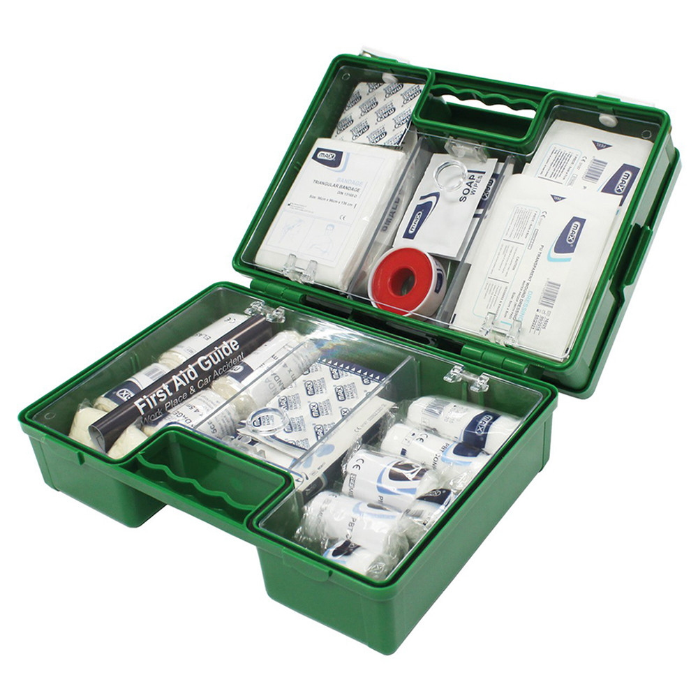 Max FM30 First Aid Kit with Contents