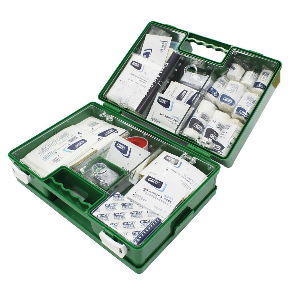 Max FM031 Full First Aid Kit