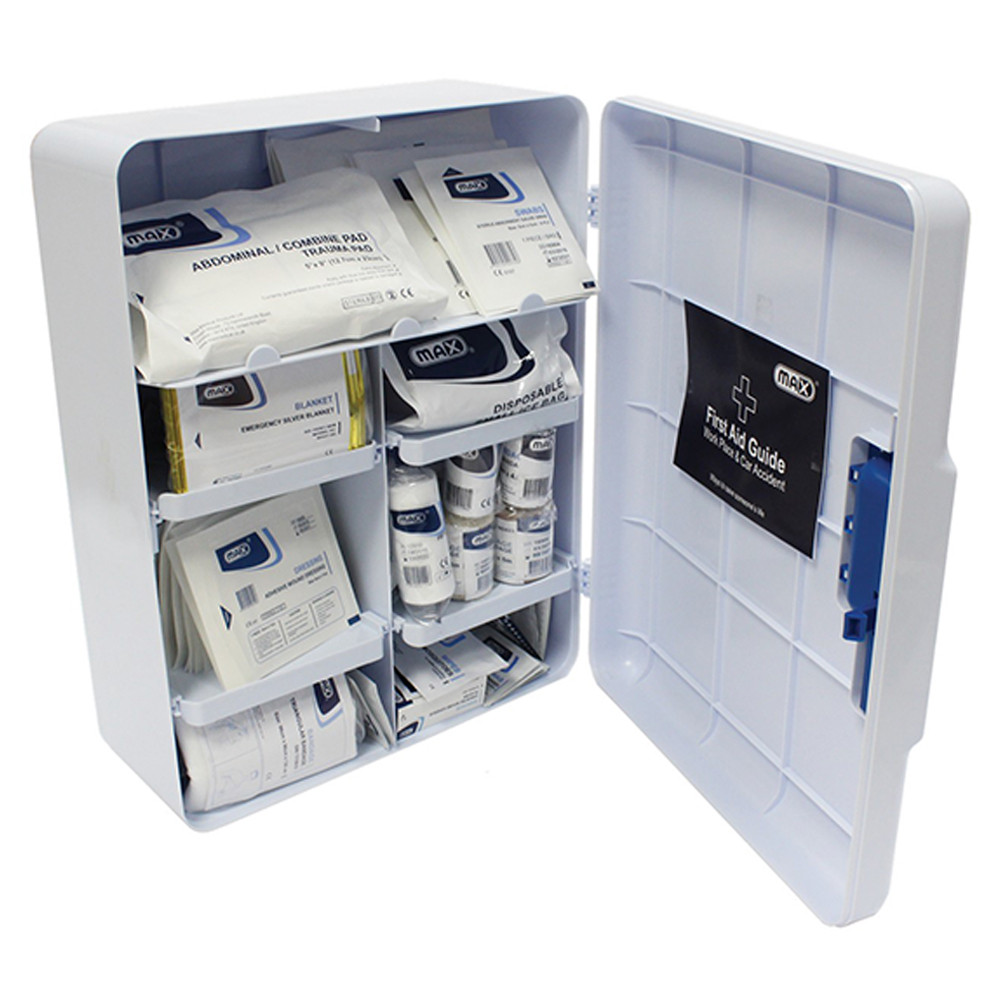 Max FM025 First Aid Cabinet