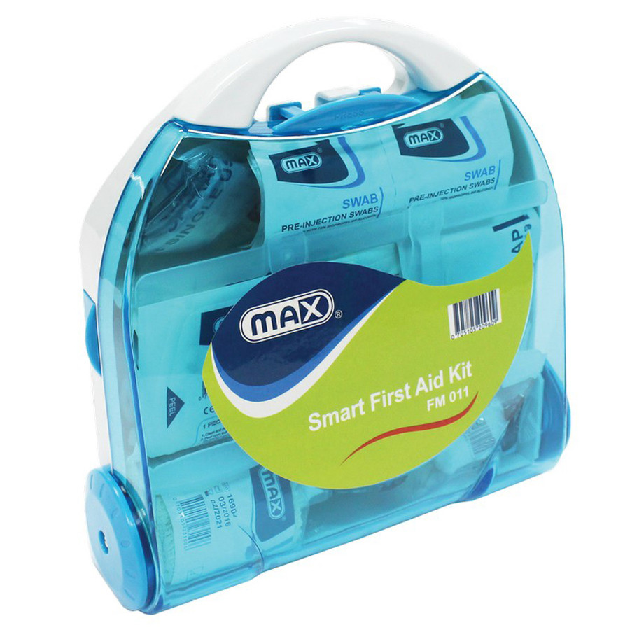 Max FM011 Smart First Aid Kit