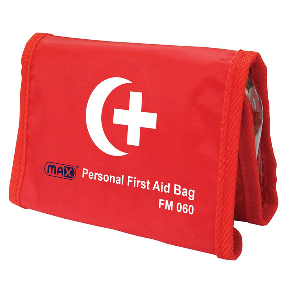 Max FM060 Personal First Aid Bag