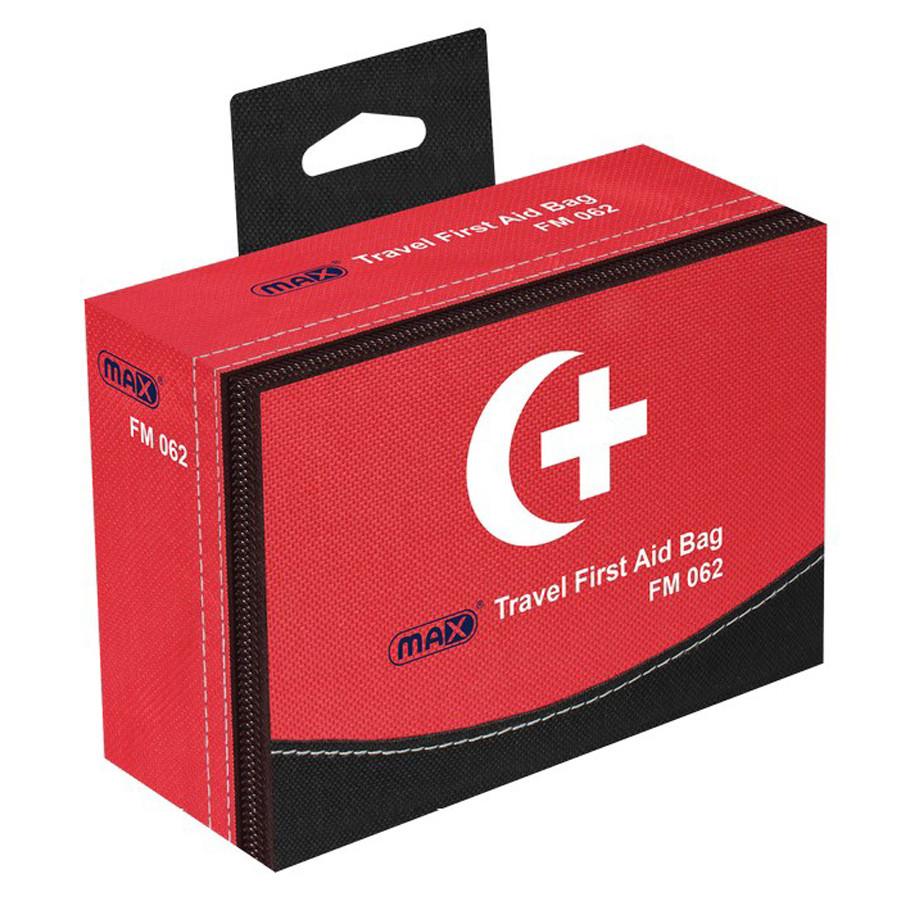 Max FM062 Travel First Aid Bag